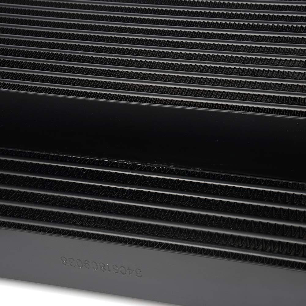 Performance Aluminum Front Mount Intercooler Kit For BMW Mini Cooper F54 F55 F56 F57 2014 Up Black #200001076