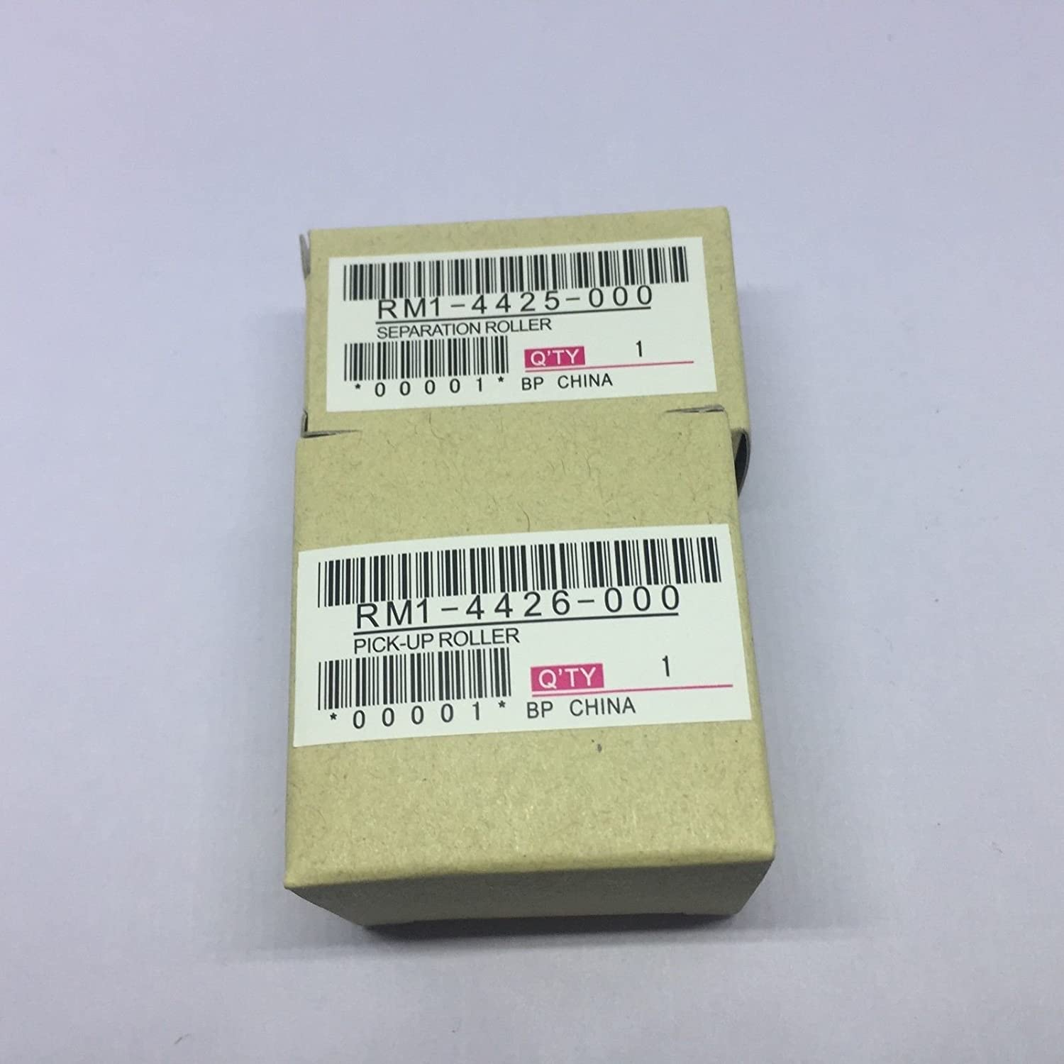 Caoduren 1 Rm1 4425 000 4426 Pick Up Roller Tray Hp Laserjet P2035 P2055 M401 Separation Pad Pickup For Electronics