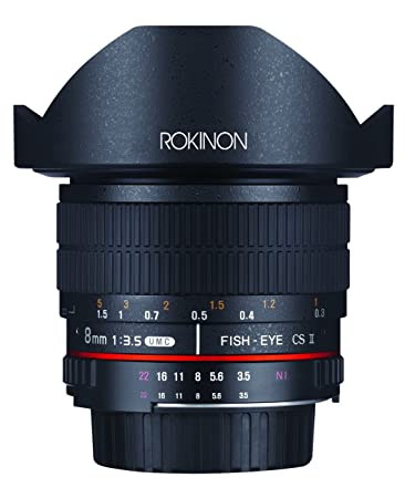 Review Rokinon FE8M-P 8mm F3.5