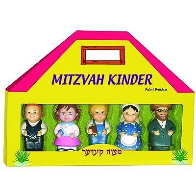 Mitzvah Kinder Kinder Set Chassidish: Toys & Games