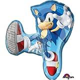 Sonic The Hedgehog 83,8 cm Shaped Globo (cada uno)