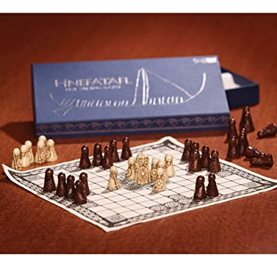 Hnefatafl: The Viking Game - Board Game: Toys & Games