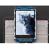 "Adafruit 2.2"" LCD-Display (18-Bit Farbtiefe) mit MicroSd-Kartenslot Breakoutplatine"
