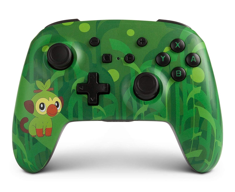 Control inalámbrico mejorado PowerA para Nintendo Sw (8Y2N)