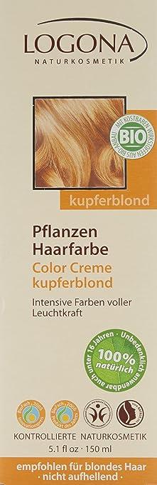 Logona haarfarbe blond erfahrungen