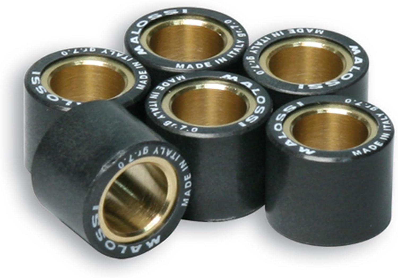 Ruedas variadoras MALOSSI 2,7 g, 16 x 13 mm
