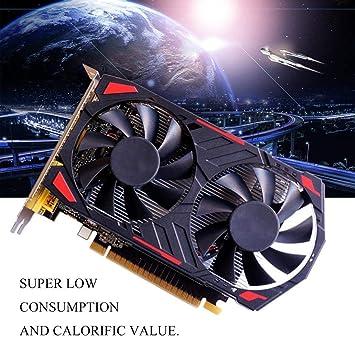 Oldhorse Tarjeta Grafica GeForce GTX 750 2G DDR5 128Bit ...