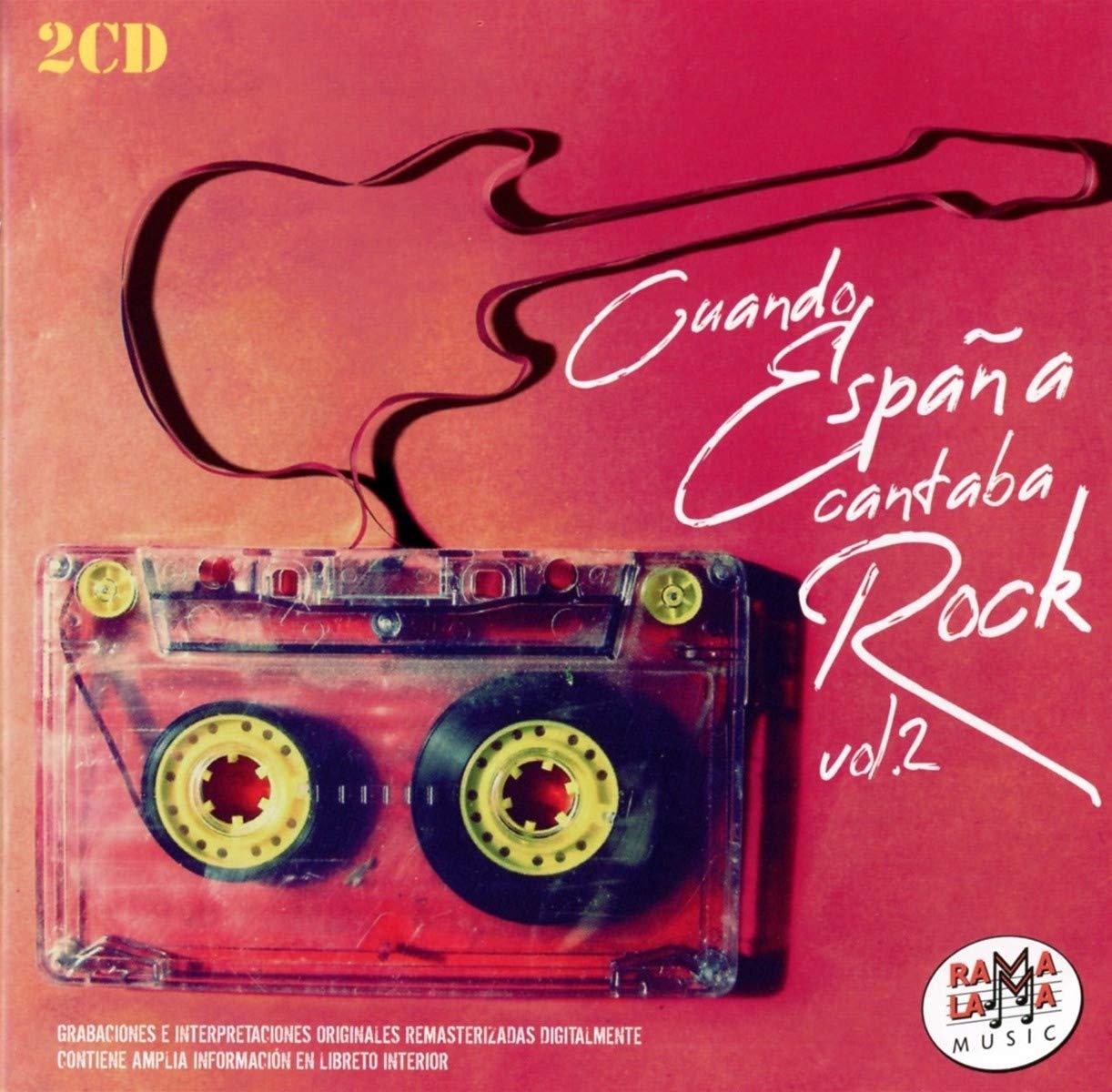 Cuando España Cantaba Rock Vol.2: Varios: Amazon.es: Música