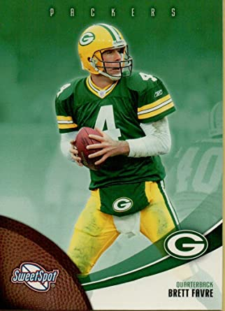 Brett Favre Green Bay Packers FREE US SHIPPING