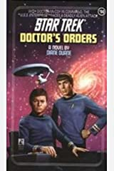 Doctor's Orders (Star Trek: The Original Series Book 50) Kindle Edition