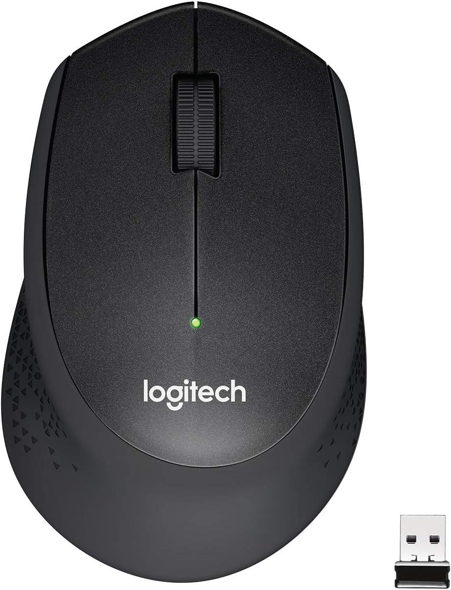 Logitech M330 Silent Plus Kabellose Maus 2 4 Ghz Computer Zubehör