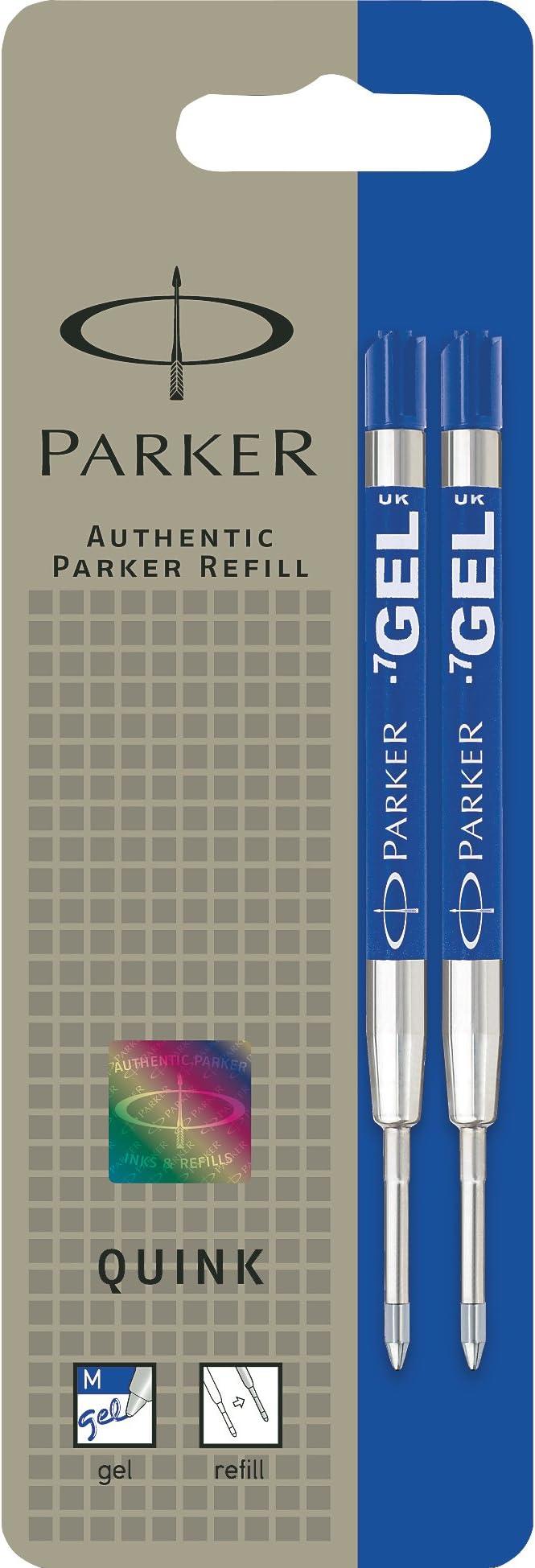 Parker Refill Sfera Gel  Blister Blu Medio