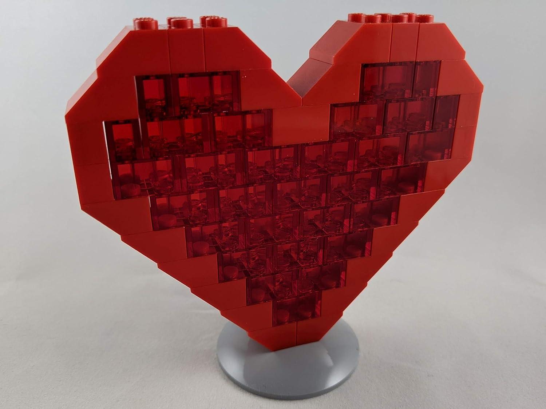 LEGO Heart custom set cute