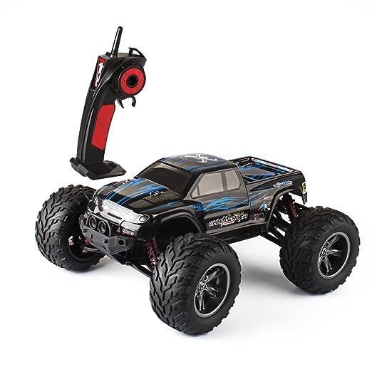18 opinioni per 1:12 Auto RC, YOKKAO Buggy Radiocomandato Impermeabile Antiurto con [Alta