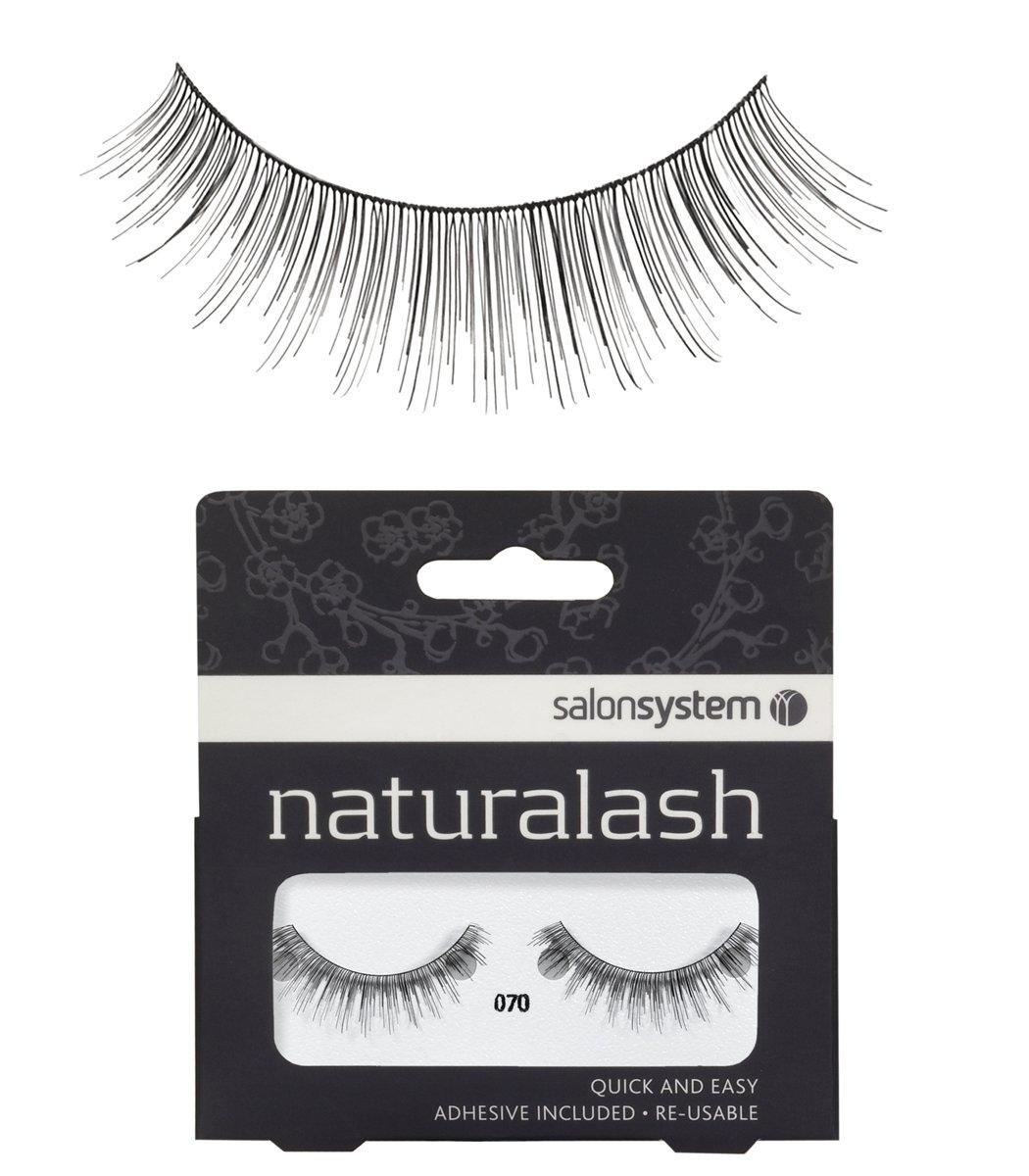 Amazon Salonsystem Naturalash Super Full Strip Lashes Sal070