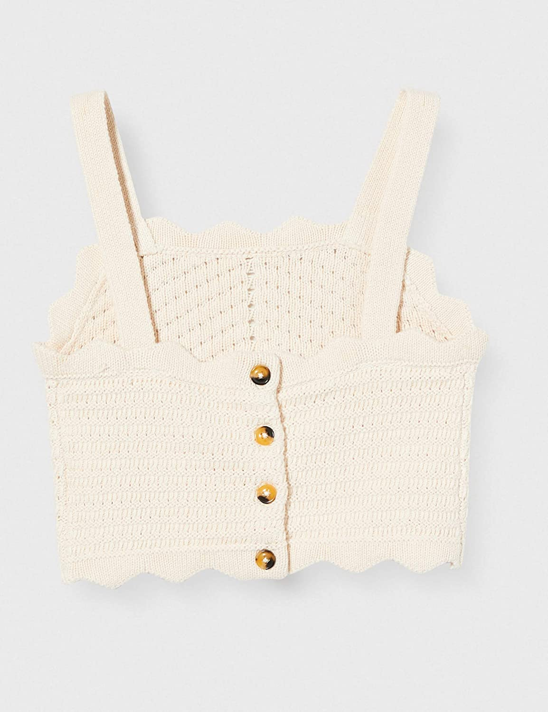 Charanga Cacrochet Camicia da Donna Bambina