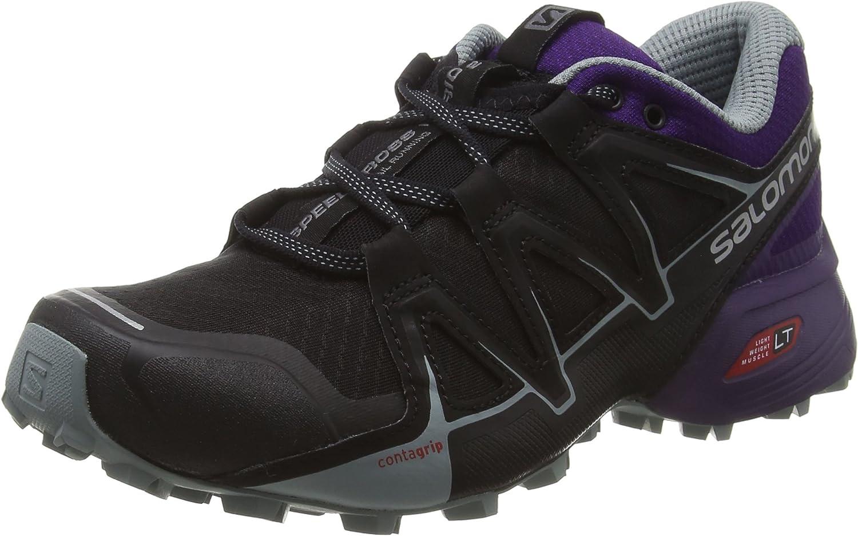 SALOMON Speedcross Vario 2, Zapatillas de Trail Running para Mujer ...