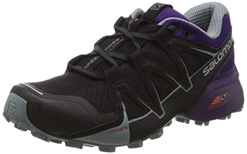 Trail Running | SPEEDCROSS VARIO 2 W Black Purple – Salomon Femme