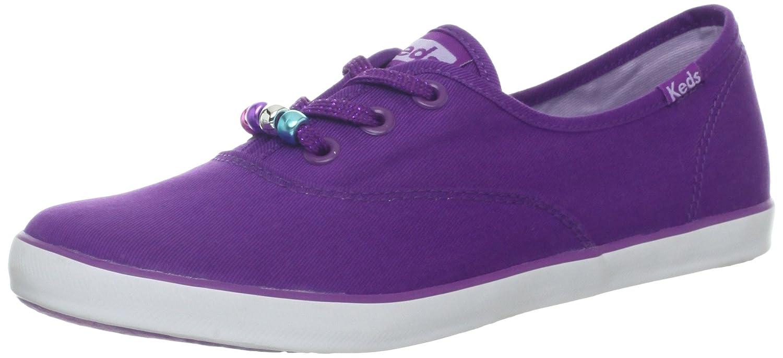 Keds kids Champion K - Zapatillas de lona niña, color Violeta, talla 32: Amazon.es: Zapatos y complementos