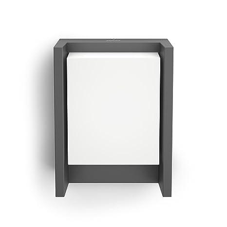 Arbour Lumière Applique Blanc Philips Extérieur Froid Anthracite Luminaire Led OuZiPkX