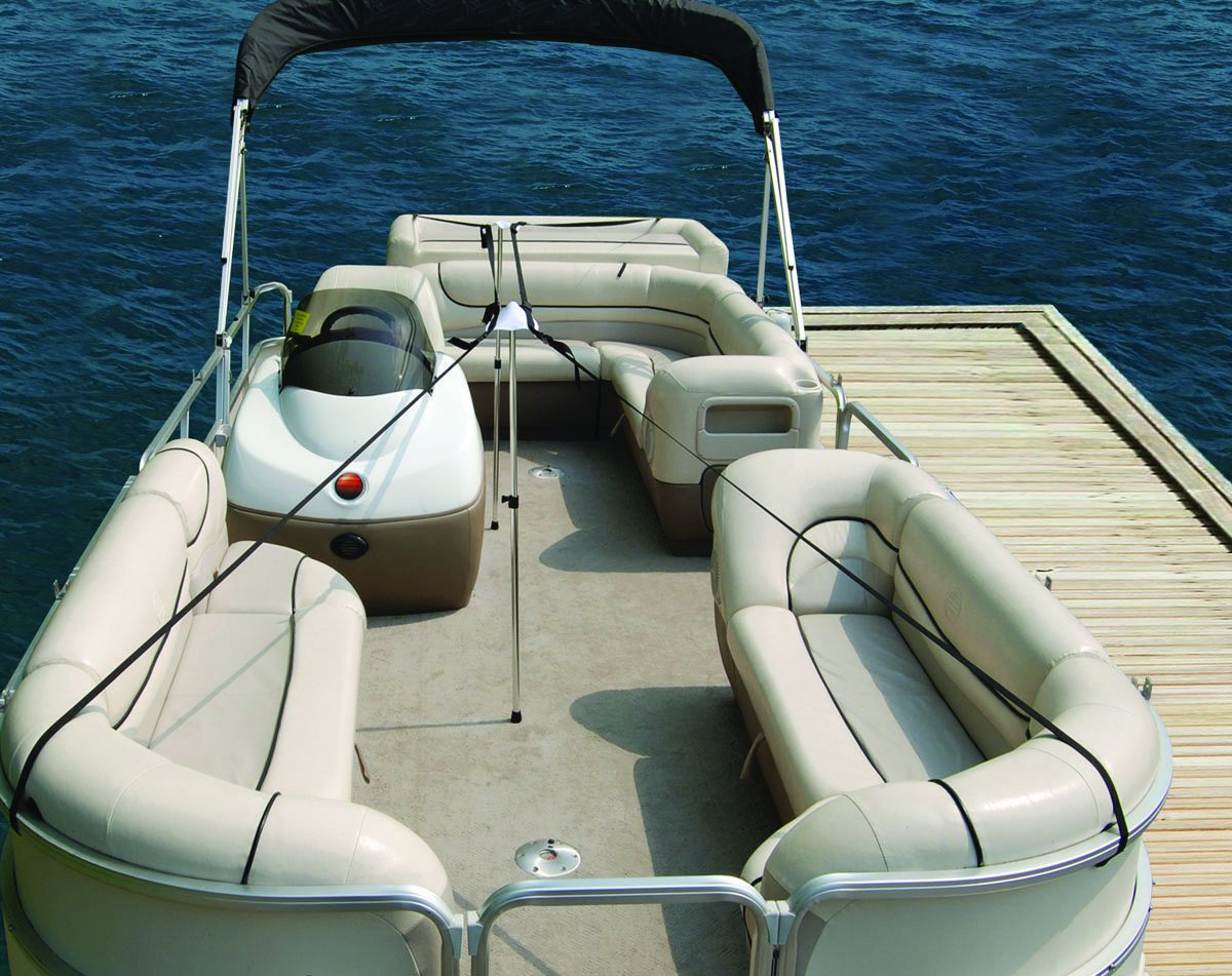 Taylor Made Products 55745 Marine Pontoon Boat Cover Support System by TaylorMade