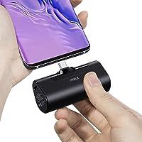 iWALK USB Banco de Energía, 4500mAh Cargador USB Portable C Pack de Batería, Compatible con Samsung Galaxy Note20 Ultra…