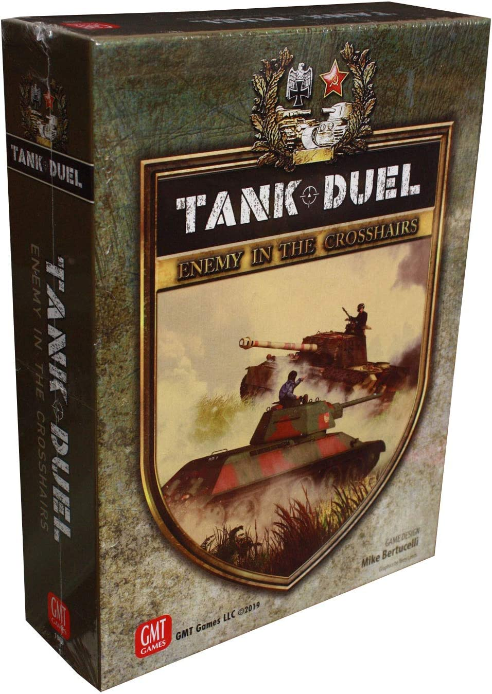 Tank Duel: Enemy in The Crosshairs: Amazon.co.uk: Toys & Games