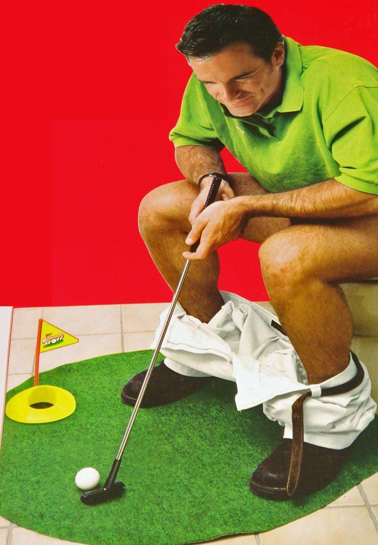 Klo-Golf
