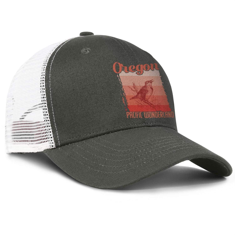 Oregon Pacific Wonderland Men//Women Classic Baseball Hat Baseball Hat