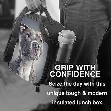 Pit Bull Dog Pet Design - Fiambrera aislada reutilizable para ...