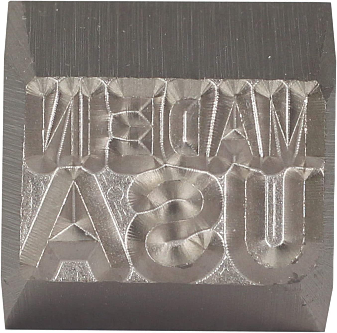Pickardt Marking Tools Hand Stamp, Steel Stamp CNC-Engraved