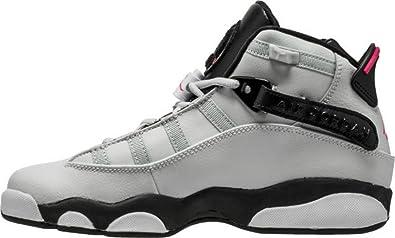 pretty nice 00782 43127 Grade School Jordan 6 Rings GG