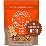 Buddy Biscuits, Soft & Chewy Treats for Small & Large Dogs, Made in USA Only, Training or Snack Size (Packaging May Vary)