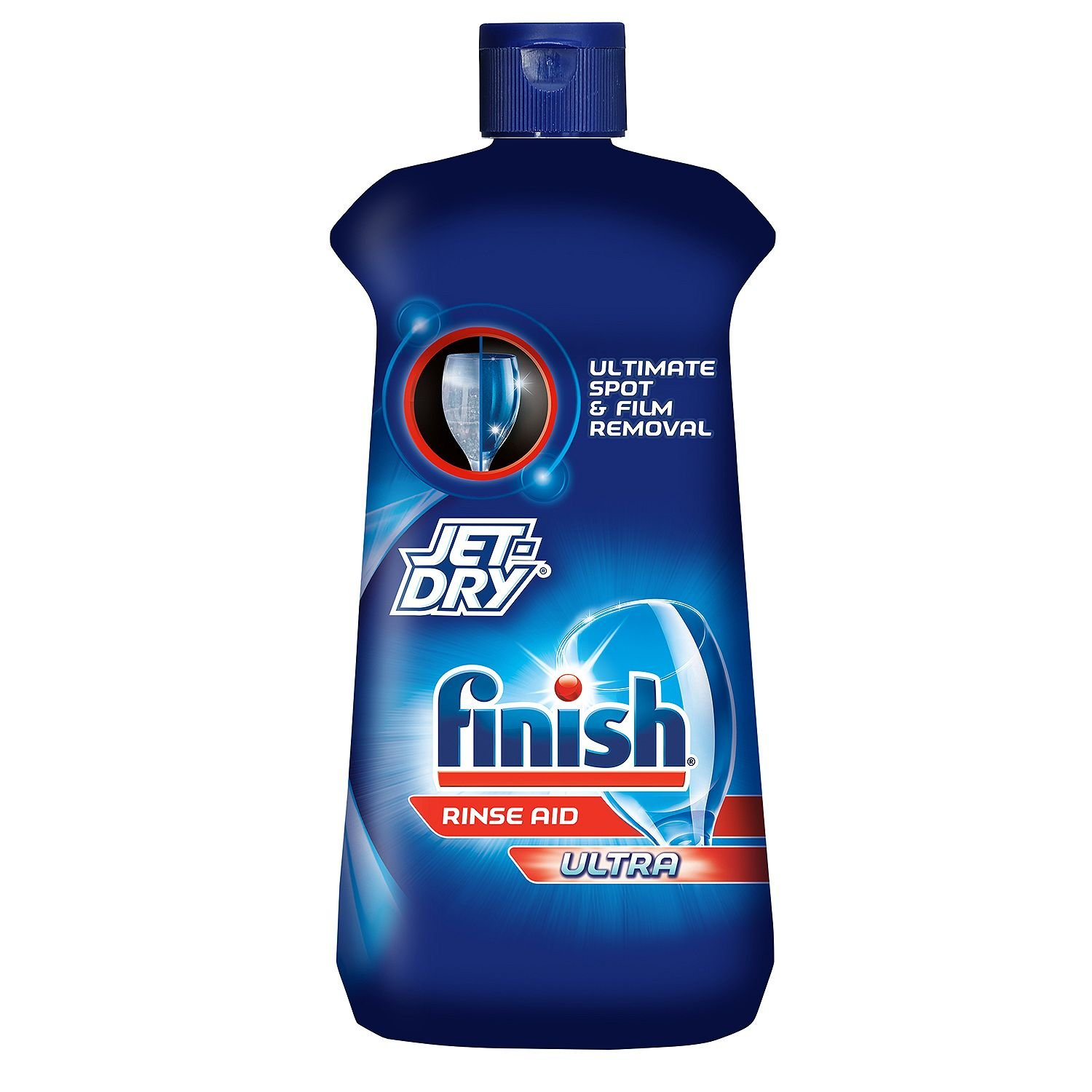 Finish Jet-Dry Ultra Rinse Aid (27.5 oz.) (pack of 6)