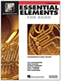 Hal Leonard Essential Elements 2000 for French Horn (Book 2 with CD)