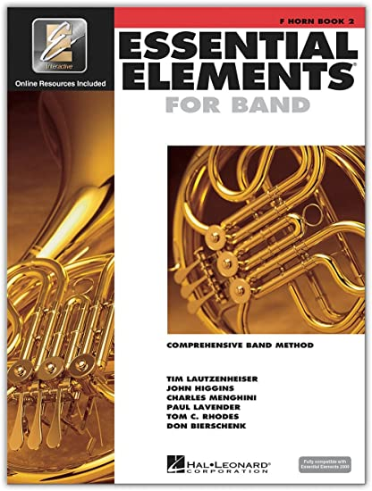 best in class book 2 for alto horn comprehensive band method