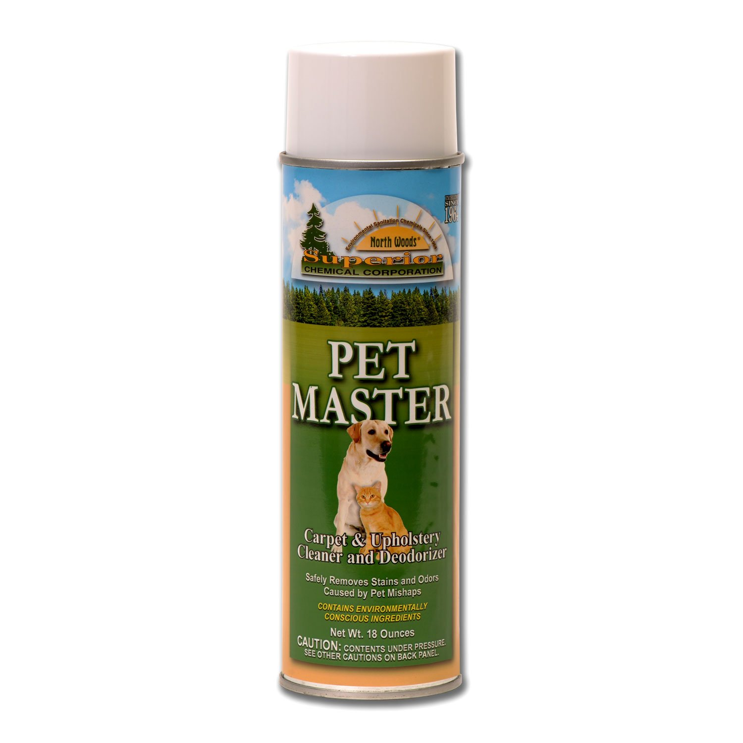 North Woods Pet Master - Pet Stain Remover (Pack of 12)