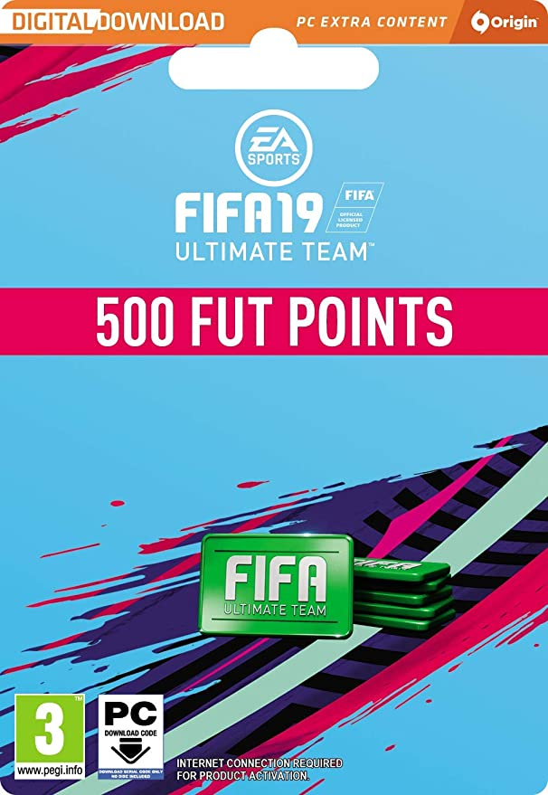 FIFA 19 Ultimate Team - 4600 FIFA Points | Xbox One