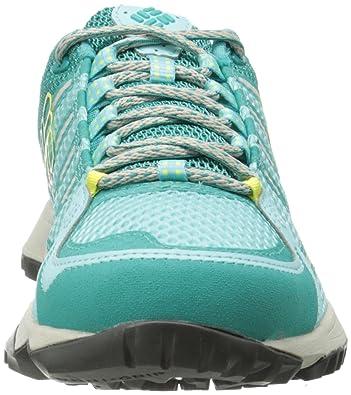 Amazon.com | Columbia Women's Conspiracy III Trail Shoe, Candy Mint/ Sunnyside, 10.5 M US | Trail Running