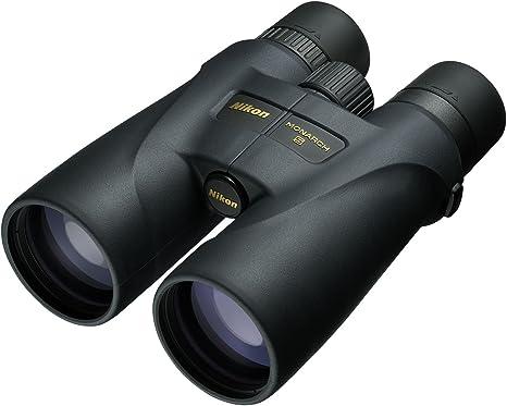 Nikon BAA835SA Monarch 5 8x56- Prismático, Negro: Nikon: Amazon.es ...