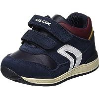 Geox B Rishon Boy A, Zapatillas para Bebés