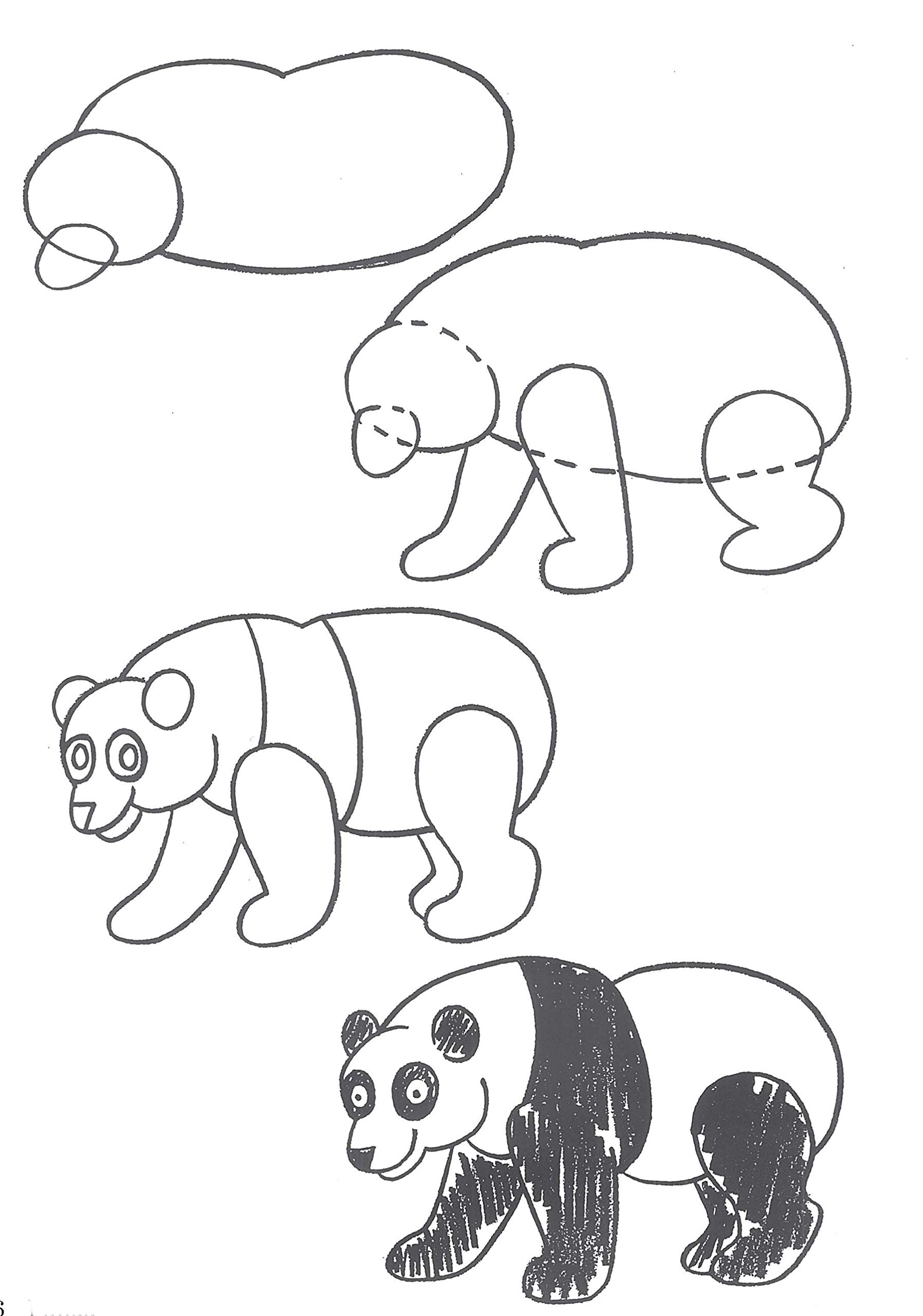 How to Draw Animals (Dover How to Draw): Barbara Soloff Levy