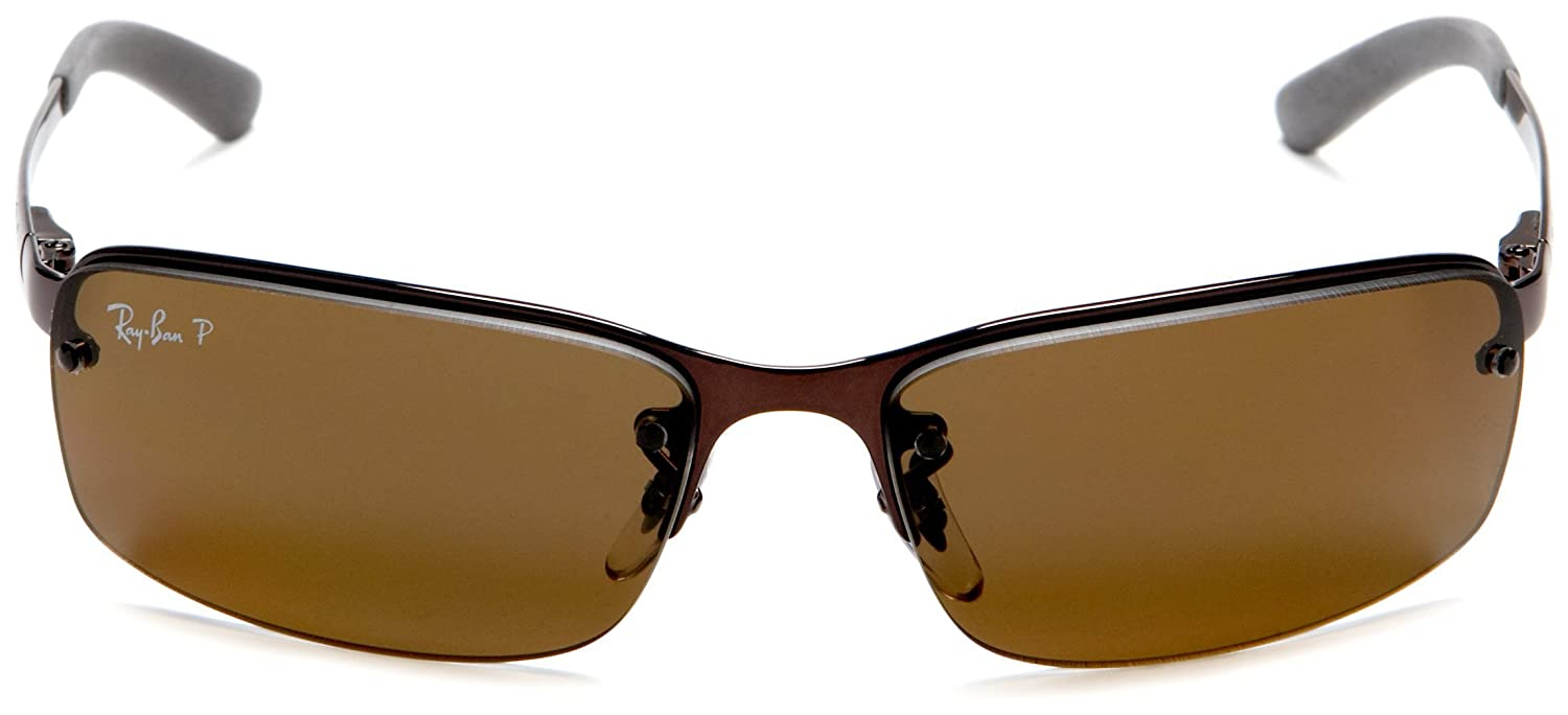 198be65805 Ray-Ban RB3217 - BROWN Frame POLAR BROWN Lenses 58mm Polarized  Amazon.in   Clothing   Accessories