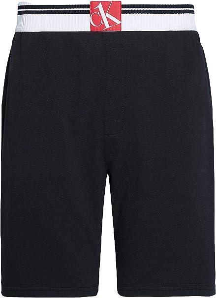 Calvin Klein CK ONE - Pantalones cortos para hombre, color negro: Amazon.es: Ropa y accesorios