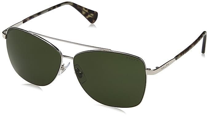 Ralph Lauren RALPH BY 0Ra4121 Gafas de sol, Silver, 59 para Mujer