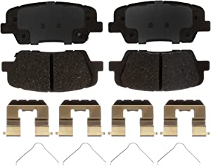ACDelco 14D1916CH Disc Brake Pad Set, 1 Pack