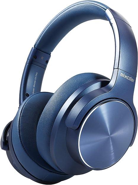 Wireless Noise Cancelling Headphones Bluetooth 5.0: Amazon.co.uk:  Electronics