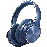 Auriculares Inalámbricos con Cancelación de Ruido Activa, Mixcder E9 Pro Cascos Inalambricos Plegable con Micrófono…
