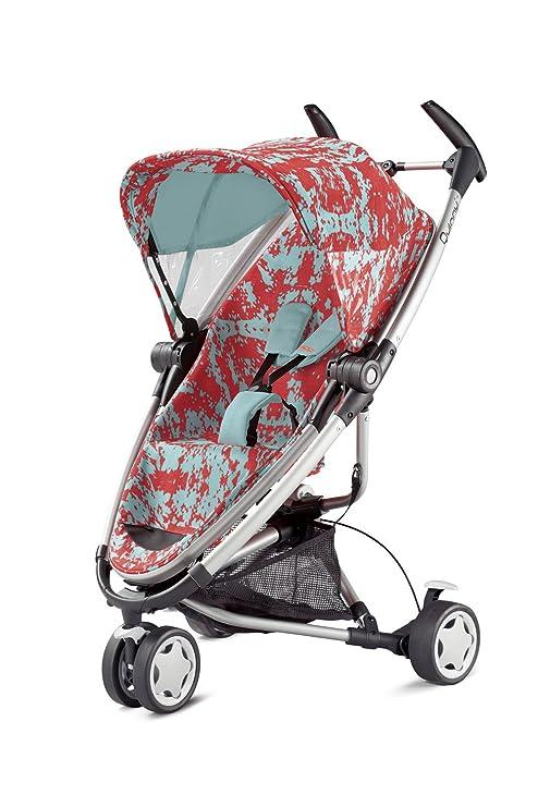 Quinny 72906770 Zapp Xtra - Silla de paseo con cesto de la compra, capota,