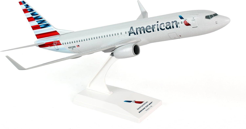 Daron Skymarks American 737-800 New Livery Model Kit (1/130 Scale)